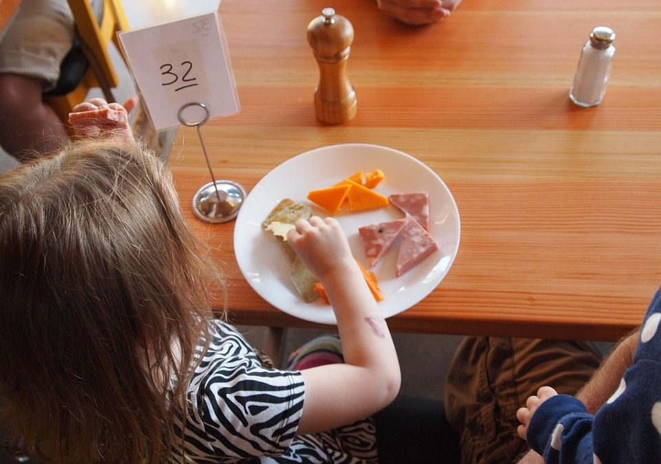 Restaurant Wars! How to Get the Kids to Behave