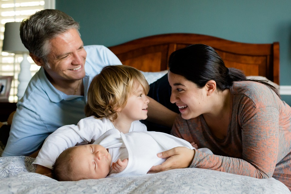 Morning Pick-Me-Ups for Tired Moms and Dads