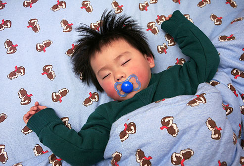 Toddler Sleep Problems and What You Can Do