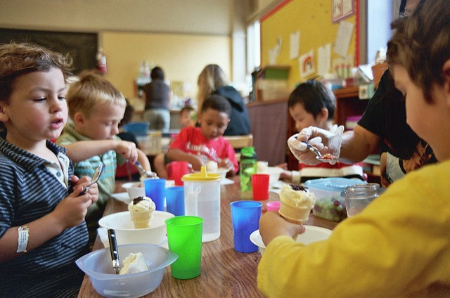 Why your child needs to be wired into preschool