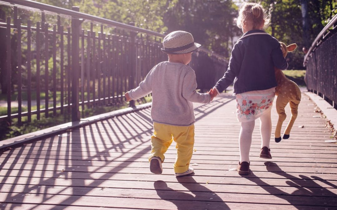 Tips for Raising a Giving Child