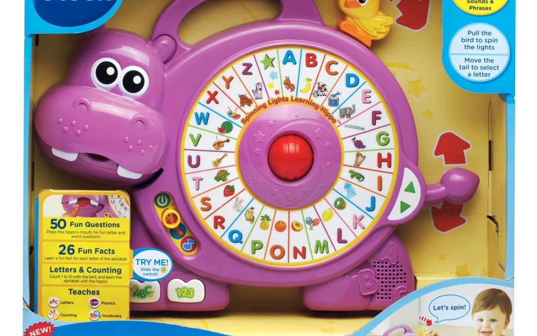 Three Terrific Toys That Help with Vocabulary