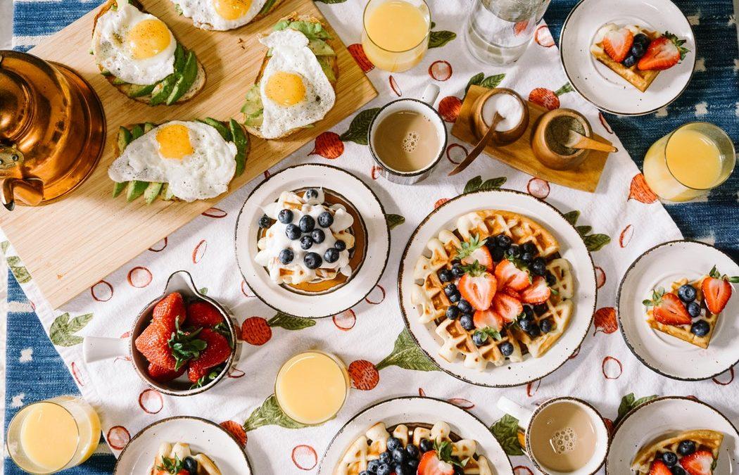 Warm and Tasty Weekend Breakfasts
