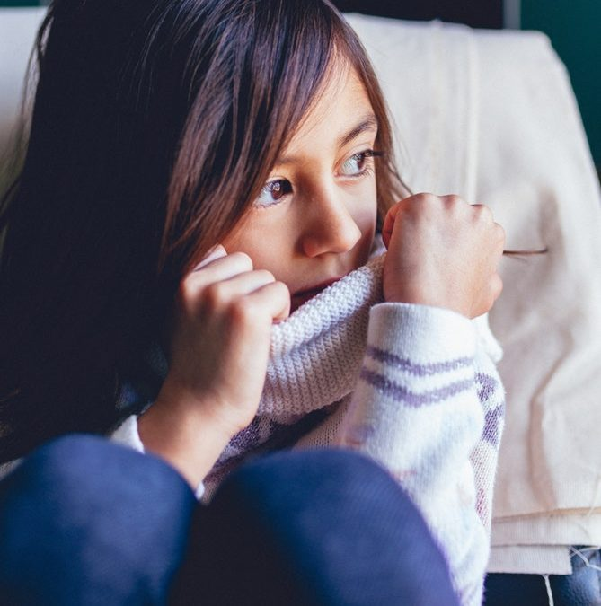 Tips for Stressed-Out Kids