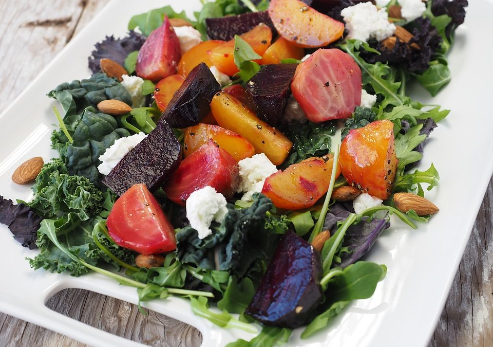 Spring Salads Even the Kids Will Love