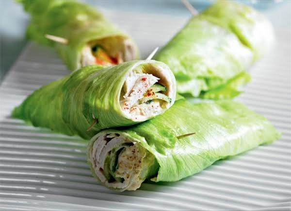 Lunchbox Lettuce Wraps