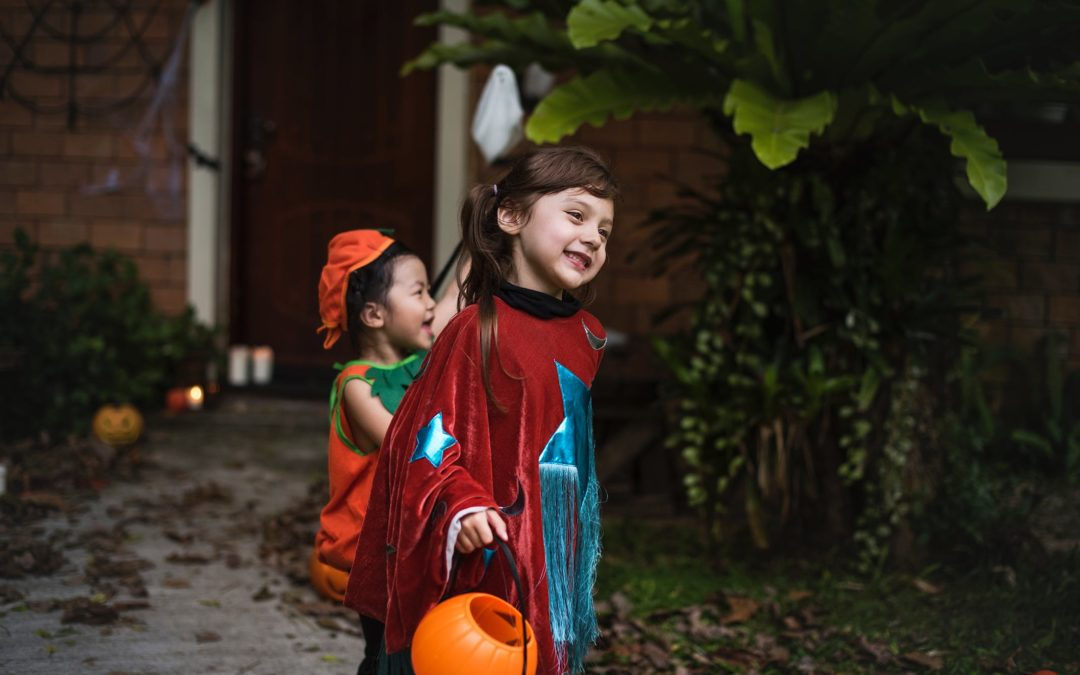 Simple Ways to Make Halloween Safer