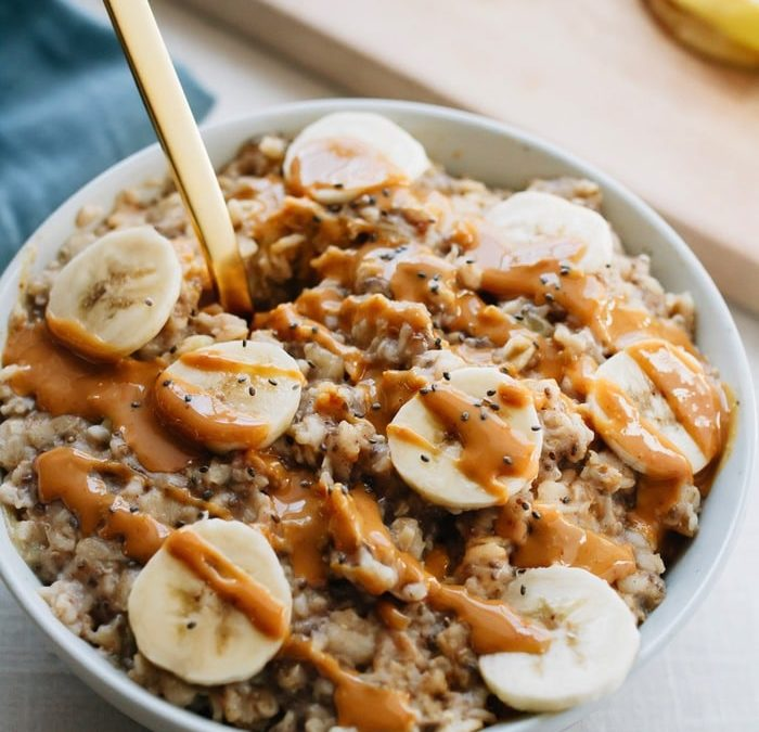 "Add Some ""Oomph"" to a Bowl of Oatmeal – Breakfast Can Be Even Better"