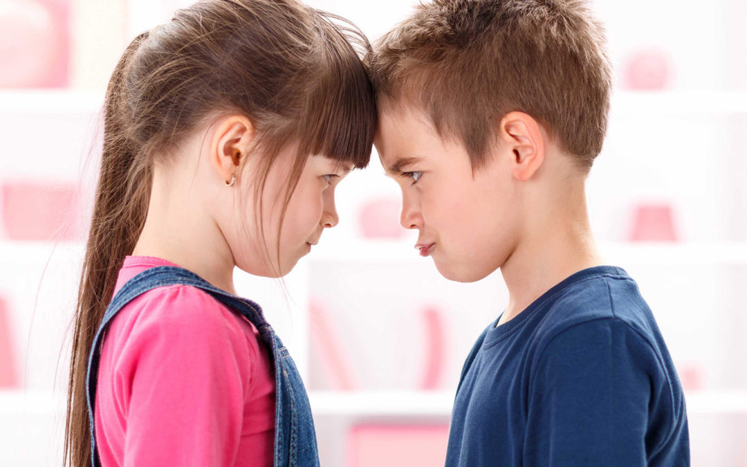 Sibling Rivalry – Getting Along Isn't Always Easy