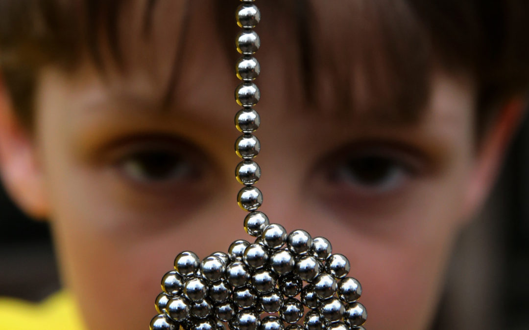 Magnetic Balls Are Dangerous For Kids – Here's Why